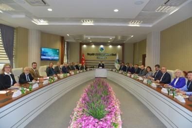 Unikop, Dönem Başkanlığı İlk Toplantısı KAEÜ'nde Yapıldı