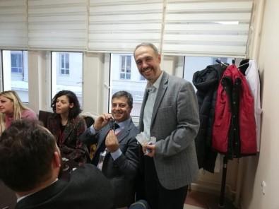 Yabancı Konuklar Bozüyük HEM'i Ziyaret Etti
