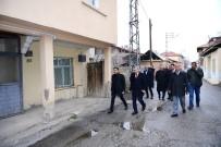 ÖZNUR ÇALIK - Yeşilyurt Hükümet Konağı, Emniyet Binası, Sümer Ve Sanayi Polis Karakolları Yeniden Yapılacak