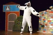 ÇOCUK OYUNU - 10 Bin Çocuk Tiyatroyla Buluştu