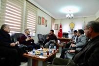 AK Parti'de Koordinasyon Toplantısı Yapıldı