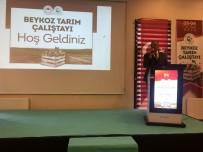 BILIM ADAMLARı - Başkan Aydın Açıklaması 'Beykoz'u İstanbul'un Tarım Merkezi Haline Getirmeliyiz'