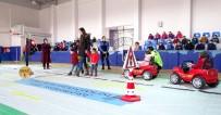 TRAFİK EĞİTİMİ - Bayburt'ta Öğrencilere Uygulamalı Trafik Eğitimi Verildi