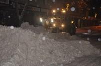 Bulanık Belediyesi'nden Karla Mücadele Çalışması