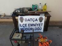 KAÇAK KAZI - Datça'da Suçüstü Yakalanan 6 Defineci Serbest Kaldı