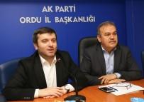 Dışışleri Bakan Yardımcısı Kıran Açıklaması 'Akdeniz'deki Oyun Çok Büyük'