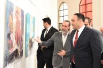 RESIM SERGISI - 'Dört Renk Dört Yön Türk Ruhu' Resim Sergisi Açıldı
