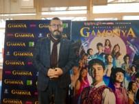 'Gamonya Açıklaması Hayaller Ülkesi' Adlı Filmin Galası Beşiktaş'ta Yapıldı