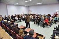 SUBAŞı - Huzurevi Sakinlerine Türk Sanat Müziği Konseri