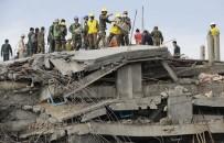 BENZERLIK - Kamboçya'da Bina Çöktü Açıklaması 10 Ölü