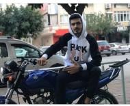 Kasksız Gençlerin Trafiğe Kapalı Alanda Motosiklet Kazası Ölümle Bitti Açıklaması 2 Ölü