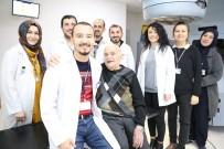 EVLİYA ÇELEBİ - Kütahya'da 89 Yaşındaki Hasta Kanseri Yendi