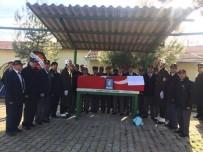 GAZİLER DERNEĞİ - Malkaralı Kıbrıs Gazisi Ebediyete Uğurlandı