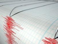 KANDILLI RASATHANESI - Marmara Denizi'nde korkutan deprem!