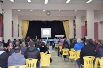 'Mutlu Aile Başarılı Öğrenci' Eğitim Semineri Düzenlendi