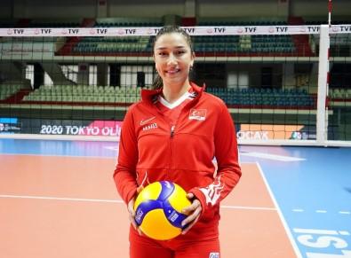 Hande Baladın Açıklaması 'Olimpiyatlara Giderek Herkesi Gururlandırmak İstiyoruz'