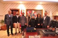 Sancaktepe Belediye Başkanından Tosya Belediye Başkanına Ziyaret