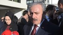 MUSTAFA ŞENTOP - TBMM Başkanı Şentop'tan Kasım Süleymani Açıklaması