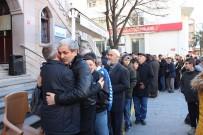 Türkeli'de Yılın İlk Umre Kafilesi Uğurlandı