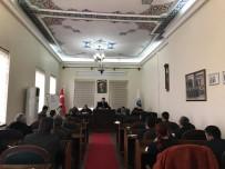 İMAR PLANI - Ürgüp Belediye Meclisi 2020 Yılının İlk Toplantısını Yaptı