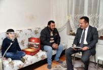 Vali Şentürk'ten Minik Onur'a Ziyaret