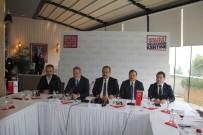 İBRAHIM YAZıCı - Yeniden Büyük Bursaspor İçin 21.6 Milyon Liralık Destek