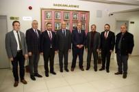 YUSUF ZIYA YıLMAZ - Yılmaz Açıklaması 'Libya Konusunda Dengeleri Değiştirecek Bir Hamle Yapıldı'