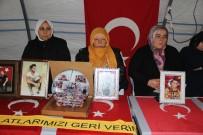 Annelerin HDP Önündeki Evlat Nöbeti 125'İnci Gününde