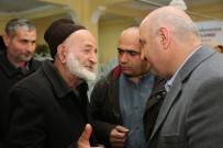 ARAFAT - Başkan Bıyık, Bağlarbaşı Mahallesi'nde Vatandaşları Dinledi
