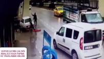 GELİN ARABASI - Çaldıkları Aracı Gelin Arabası Gibi Süslediler, Polisten Kaçamadılar