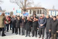 Doğu Türkistan İçin 'Tek Yürek' Mitingi