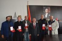 Erdek'te  Gazilere 'Milli Mücadele' Madalyası Verildi
