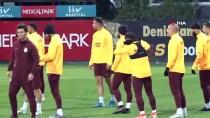 METİN OKTAY - Galatasaray'da Yeni Transfer Henry Onyekuru Takımla Çalıştı