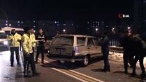 PİRİ REİS - Karaman'da 7 Aracın Karıştığı Zincirleme Kaza Ucuz Atlatıldı
