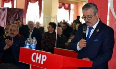 Salihli CHP'de Yeni Başkan Namver Oldu