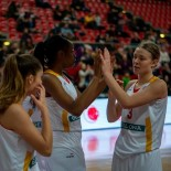AYDOĞAN - Türkiye Kadınlar Basketbol Süper Ligi 13.Hafta