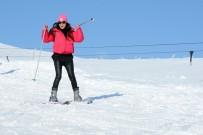 ZIGANA - Zigana'da Kayak Sezonu Başladı