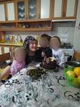 KARADENIZ SAHIL YOLU - 3 Çocuk Annesi Genç Kadının Hayatını Kaybettiği Trafik Kazasında Sürücü Tutuklandı