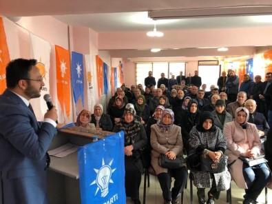 AK Parti'de Belde Başkanlığı Kongreleri Yapıldı