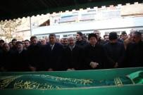 AK PARTİ İL BAŞKANI - AK Parti Eski Milletvekili Deligöz'ün Baba Acısı