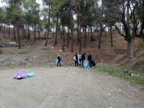 ARAFAT - AK Partili Gençlerden Çevre Temizliği