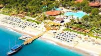 TEKIROVA - Antalya'daki 5 Yıldızlı Ünlü Otele İcra Şoku