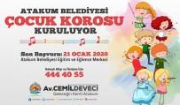 ÇOCUK KOROSU - Atakum'da Çok Sesli Çocuk Korosu Kuruluyor