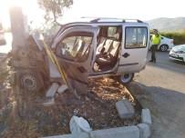 TRAFİK GÜVENLİĞİ - Aydın'da Aralık Ayındaki Trafik Kazalarında 6 Kişi Hayatını Kaybetti