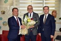 ALI ARSLAN - Barodan Başkan Ergün'e Teşekkür