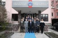DENETİMLİ SERBESTLİK - Başkan'dan Ziyaret Ve Açılışlar
