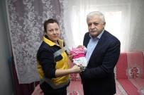 Başkan Deveciler'den Cemile Bebeğe Sürpriz Ziyaret