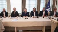 ALİM IŞIK - Başkan Işık, Belediyenin Son 3 Aylık Faaliyetini Değerlendirdi