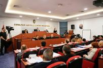 BEYLIKDÜZÜ BELEDIYESI - Beylikdüzü'nde 2020'Nin İlk Meclisi Toplandı