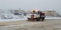 Bilecik Belediyesi Karla Mücadele Çalışmaları Başladı